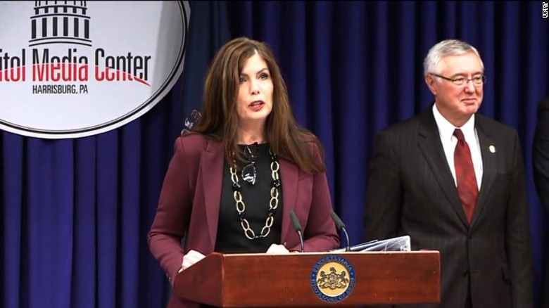 Pennsylvania attorney general to resign
