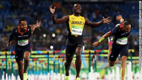 Mcleod is the first Jamaican to win the 110m hurdles gold.