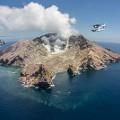 Rotorua13 Volcanic Air Safari - Plane and Helicopter Over White Island