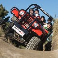 Rotorua17 Off Road NZ - Monster 4x4 Thrill Ride Roll Me Over at Off Road NZ