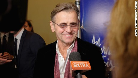"Choreographer Mikhail Baryshnikov attends ""An American In Paris"" Broadway opening night at Palace Theatre on April 12, 2015 in New York City."