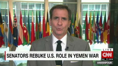US 'not afraid' to raise Yemen concerns with Saudis
