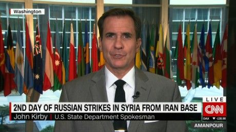 U.S.: 'There is leverage' in Syria