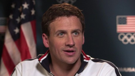Ryan Lochte stands by his story that he and three swimmers were robbed.