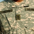 U.S. Army's new Army Combat Uniform (ACU)
