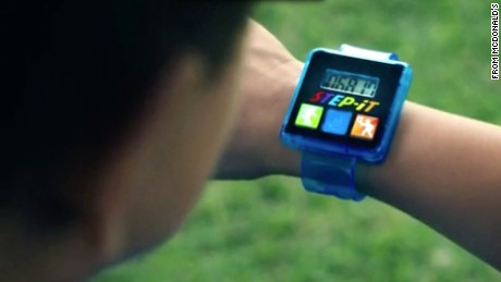 McDonald's recalls Happy Meal fitness trackers after burns