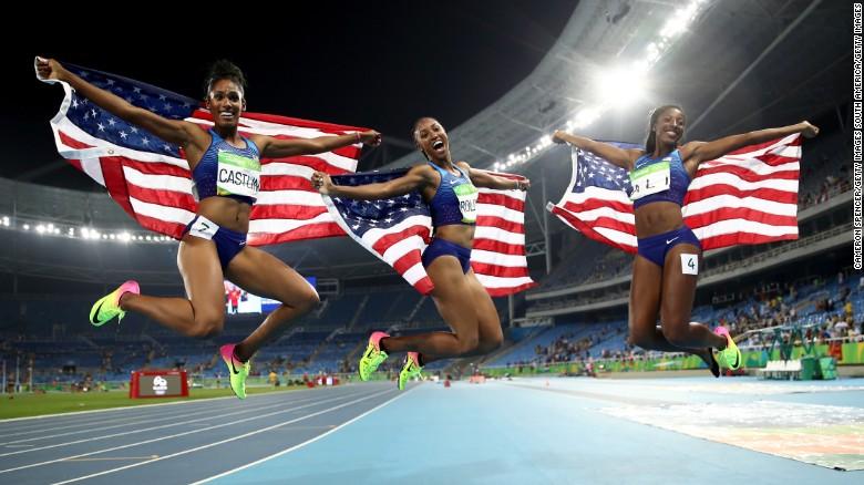 Resultado de imagen para rio 2016 100m hurdles