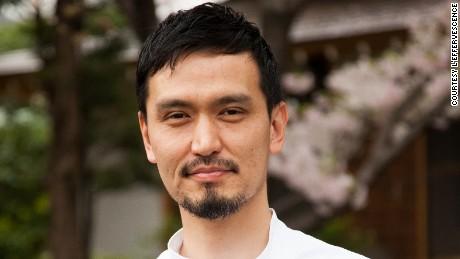 Shinobu Namae opened L'effervescence in 2010.