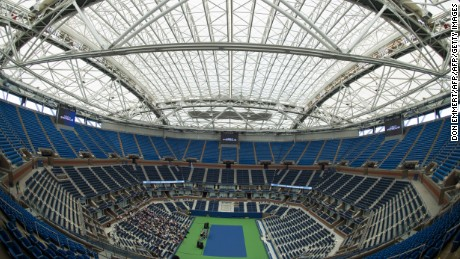 U.S. Open 2016: $150 million roof gives slam new look