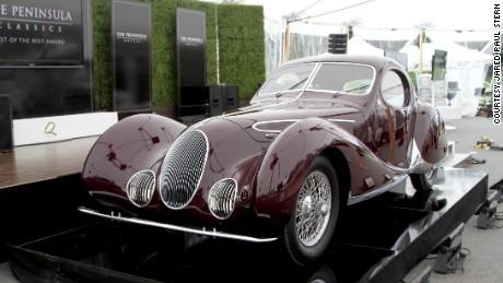 """1937 Talbot-Lago T150-C SS """"Goutte d'Eau"""""""