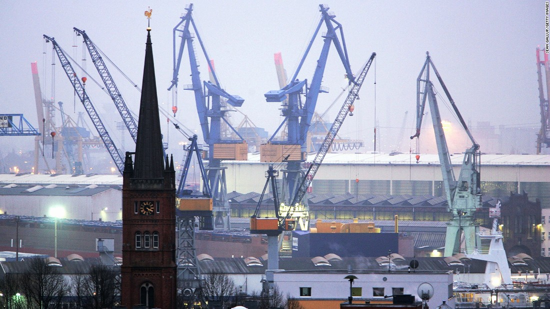 The German city of Hamburg moves up to 10th place in the Economist Intelligence Unit's most livable cities list for 2016. Its rise comes as Australia's Sydney drops four places out of the top 10. Click through the gallery to see the top 10.