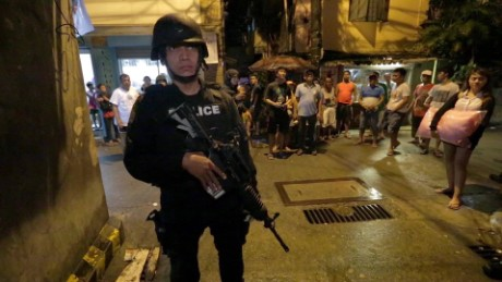 Philippines drug war sparks outrage, fear.