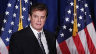 Who is Paul Manafort?