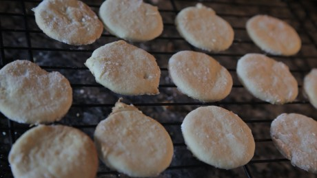 Melania Trump's sugar cookies
