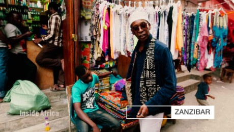 CNN Creative Marketing - Inside Africa: Zanzibar_00001723