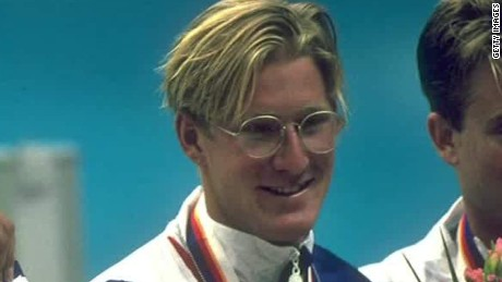 1988 Olympic swimmer remembers prank fallout nr _00001511