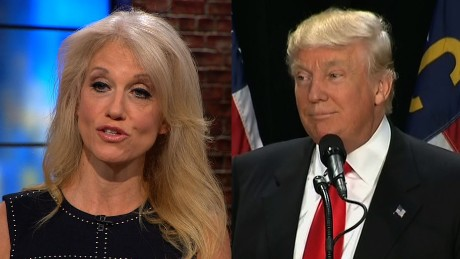 How Kellyanne Conway will help Donald Trump