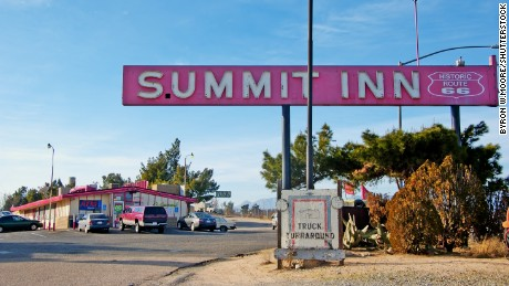 The Summit Inn is seen in this undated photo.