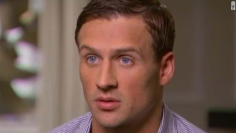 Lochte: 'I over-exaggerated' Olympics robbery story