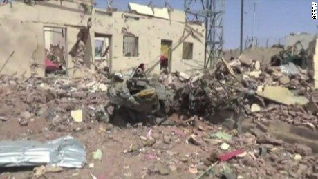 Two car bombs killed at least 23 people Sunday in the Somali town of Galkayo. Al-Shabaab claimed responsibility for the blasts, which killed students and local merchants.