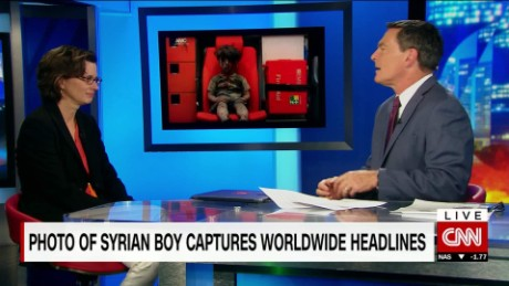 exp Plight of Syrian Boy in Aleppo Captures World's Attention_00002801