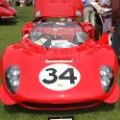 pebble beach 2016 the quail1966 ferrari
