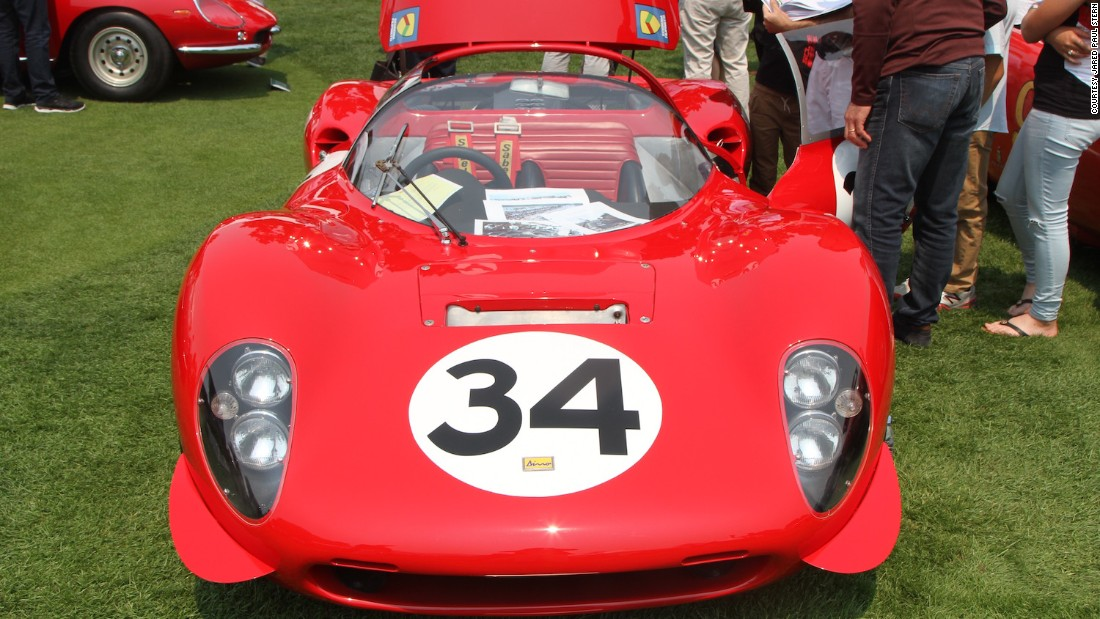 Ferrari produced its Dino line of sportscars from 1968 to 1976.