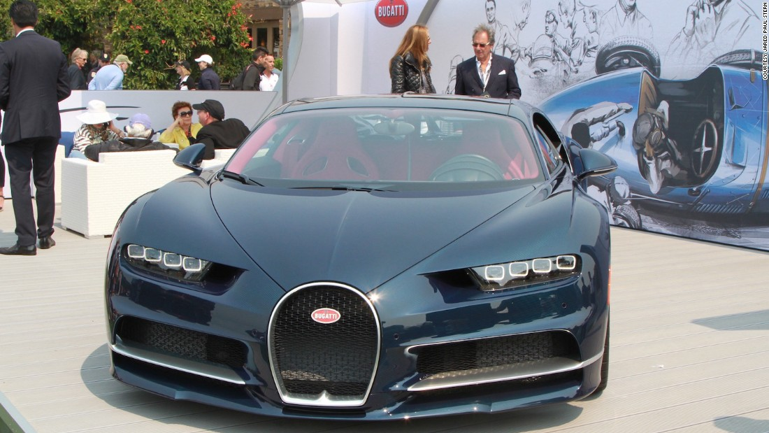 "The <a href=""http://edition.cnn.com/2016/03/01/autos/bugatti-chiron-geneva-motor-show/"">Bugatti Chiron</a>, set to become the most expensive and fastest production car in the world, made its first public appearance."