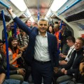 Night Tube London Underground Sadiq Khan