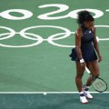Serena Williams Olympics loss