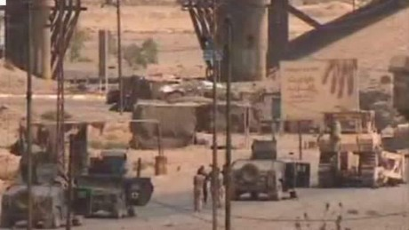iraqi forces move against isis mosul damon lklv_00005727