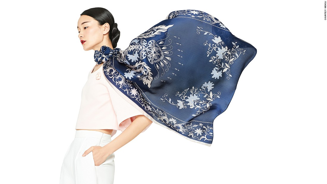 "Hangzhou is known as the city of silk. Scarves are the city's most popular silk souvenir, highlighting its cutting-edge dyeing techniques. The industry leader is <a href=""http://global.wensli.com/"" target=""_blank"">Wensli</a>, a homegrown silk brand."