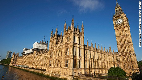 Because the Palace is home to Parliament, it has been extremely difficult to carry out fundamental renovation work without disruption.