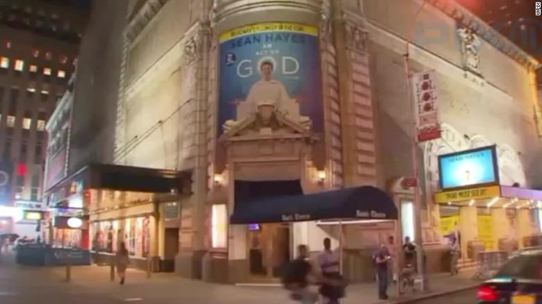 $165K Broadway play was fake