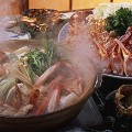 Japan food19 Tottori Crab Nabe ©Tottori Prefecture:©JNTO