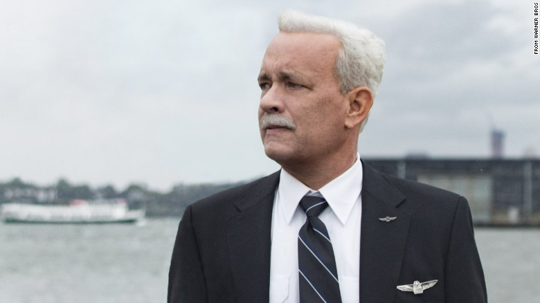 Tom Hanks: Captain Sully is a hero