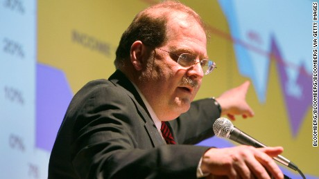 UNITED STATES - MAY 19:  Venezuelan Ambassador Bernardo Alvarez Herrera addresses a conference on petroleum at the University of Chicago, May 19, 2007, in Chicago, Illinois.  (Photo by John Zich/Bloomberg via Getty Images)
