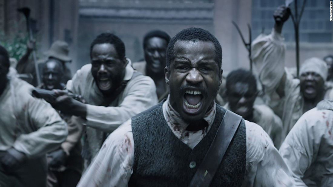 "<strong>""A Birth of a Nation"" </strong>: Nate Parker stars as Nat Turner who led a slave rebellion in 1831. <strong>(iTunes) </strong>"
