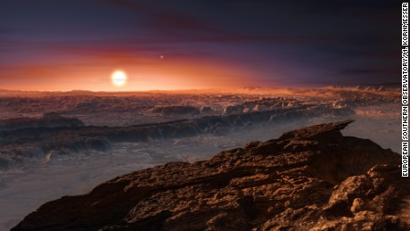 Earth-like planet discovered orbiting sun's neighbor