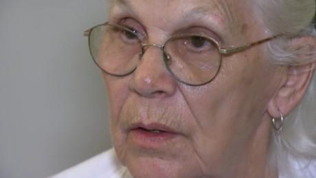 Social Security homeless woman checks pkg_00000000