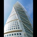 Turning Torso in Malmo, Sweden