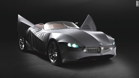 BMW's GINA concept wasn't meant to reach production - but its fabric 'bodyshell' showed how the company was planning to develop the metal surfaces of its production cars.