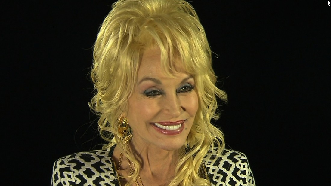 Dolly Parton on 2016 candidates: 'I think they're both nuts ...