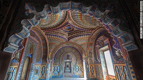 On sale: Castello de Sammezzano could be yours for $14 million.