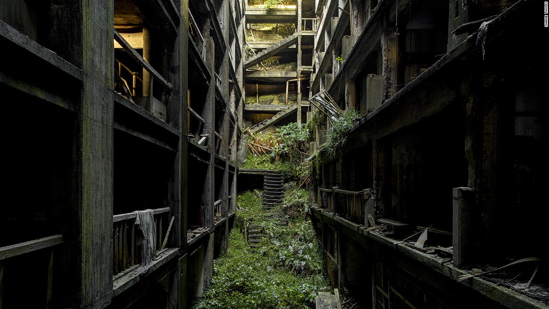 "In Japan, <a href=""https://www.instagram.com/violent_crumble/"" target=""_blank"">photographer Shane Thoms</a> has been capturing niche but growing ""ruin"" tourism for his upcoming Melbourne exhibition, ""Haikyo: The Modern Ruins of Japan."""