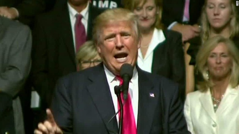 Donald Trump: Hillary Clinton is a 'bigot'