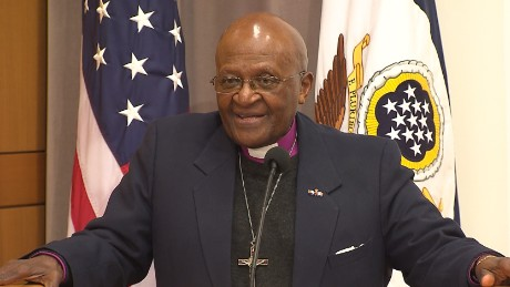 Who is Desmond Tutu?
