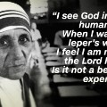 Mother Theresa quote 3