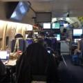 SOFIA NASA 747 observatory cabin