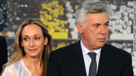 Carlo Ancelotti: Football's 'Diva Whisperer' learns from 'The Godfather'